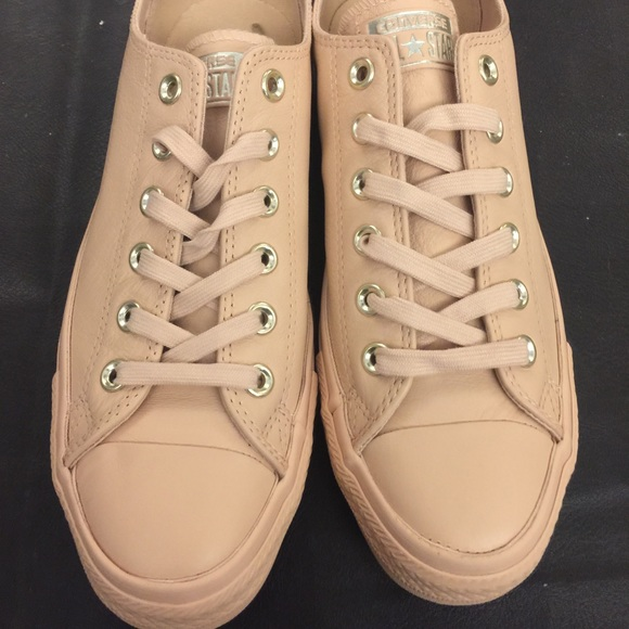 ad70c99aeb6e Converse Limited Edition Nude Collection Leather
