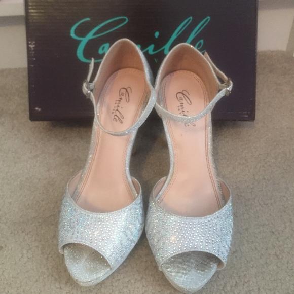 e84fcaa6d3f camille la vie Shoes - Camille La Vie Ella heel