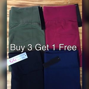 Pants - Plus-Bundle Leggings Special!!