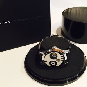 MARC BY MARC JACOBS Skeleton Watch