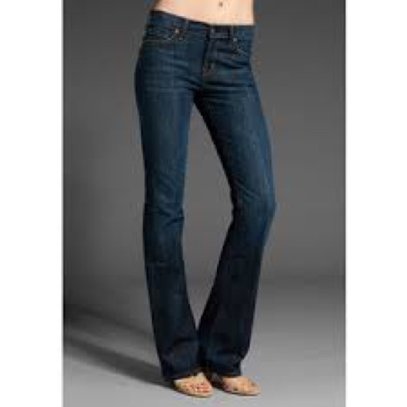 c834d98c179 Citizens of Humanity Denim - Citizens of humanity amber high rise bootcut  jeans