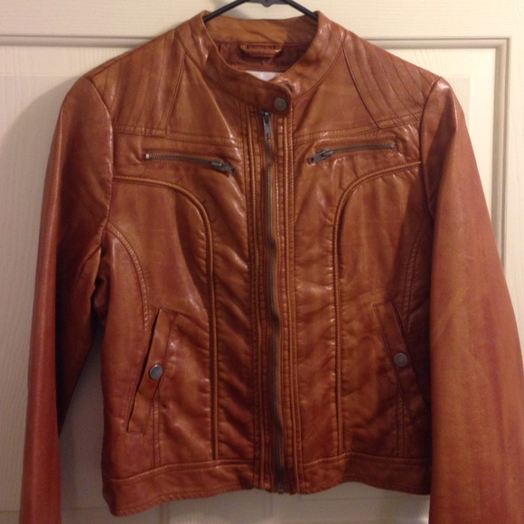 Target Xhilaration Leather Jacket