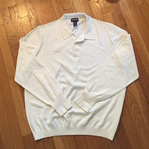 lands end  Other - Men's polo sweater.