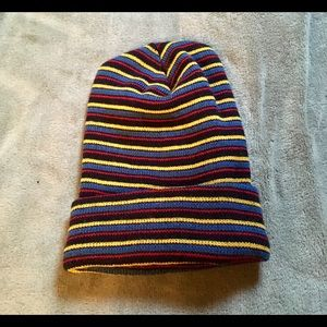 Other - Multicolored winter hat- mint condition