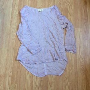 Cloth & Stone (Anthropologie) top