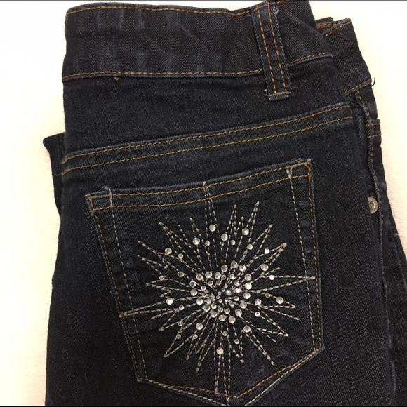 4519e7c80145f Arizona Jean Company Other - Arizona Embellished Back Pocket Jeans - Girls  Plus