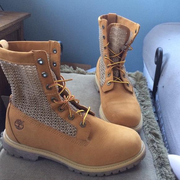 ef71377b6 Timberland Shoes | Boots With Mesh Christmas Sale | Poshmark