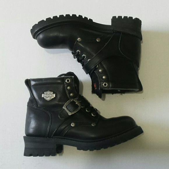 f0bf0188be7 Women's Harley Davidson riding boots