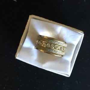 Jewelry - Fancy crystal band