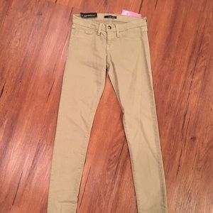 Flying Monkey Denim - Flying Monkey Juniors Khaki Jeans