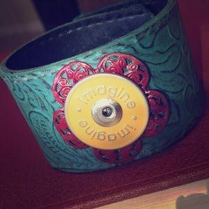 Jewelry - Imagine Textured Cuff Bracelet