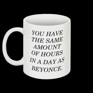 Other - Beyoncé Motivation Mug