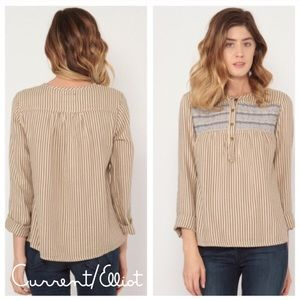 Current/Elliott Tops - Current/Elliott retreat Henley