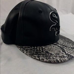 New Era Other - Chicago White Sox Leather Snapback