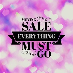 Moving Sale!!!