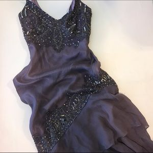 Sequin Formal Dress