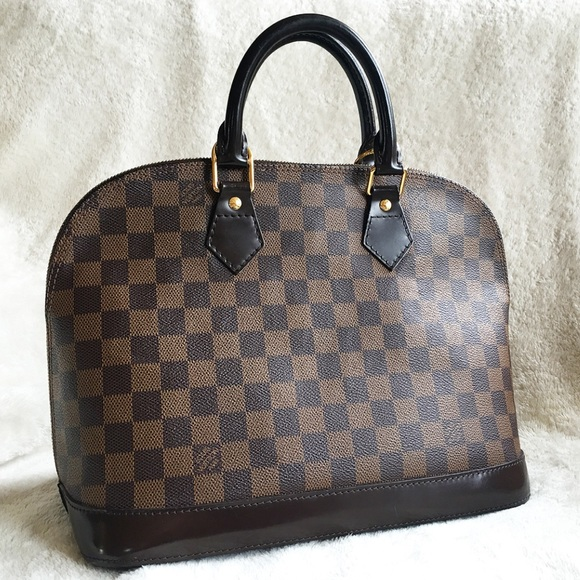 c41f07b1495d Louis Vuitton Handbags - Louis Vuitton Alma PM Damier Ebene