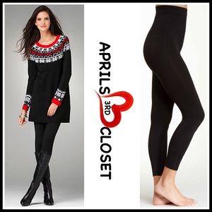 Boutique Pants - ❗1-HOUR SALE❗BLACK HIGH WAIST SHAPING LEGGINGS
