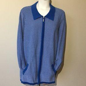 Allison Daley Jackets & Blazers - Allison Daley Ladies Jacket Zip Up 🎉HP