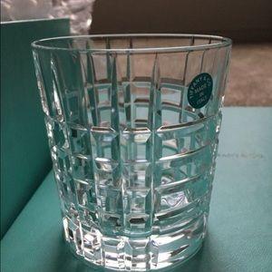 stabilna jakość tanie z rabatem atrakcyjna cena Tiffany and Co Authentic Whiskey Glasses NWT