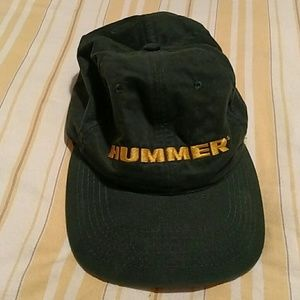 HUMMER Green Hat Make Offer Super Cool