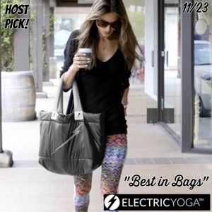 Electric Yoga Handbags - 🆕 ELECTRIC YOGA athleisure / yoga waterproof tote