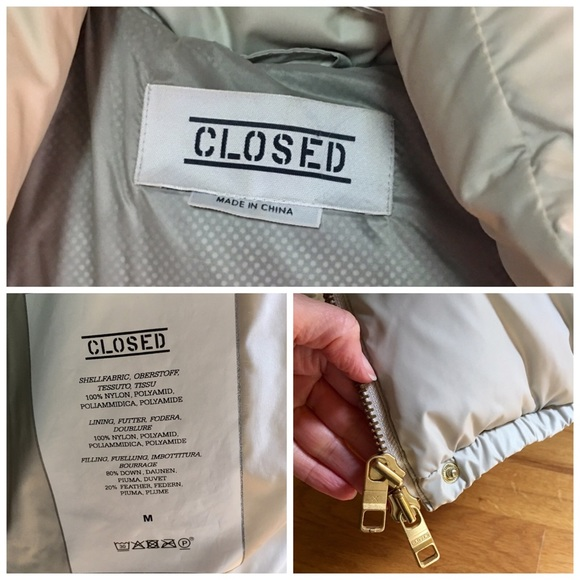 Closed Jackets & Coats - Puffer vest by CLOSED