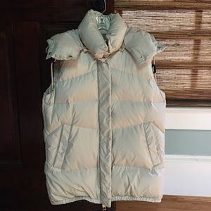 Puffer vest by CLOSED
