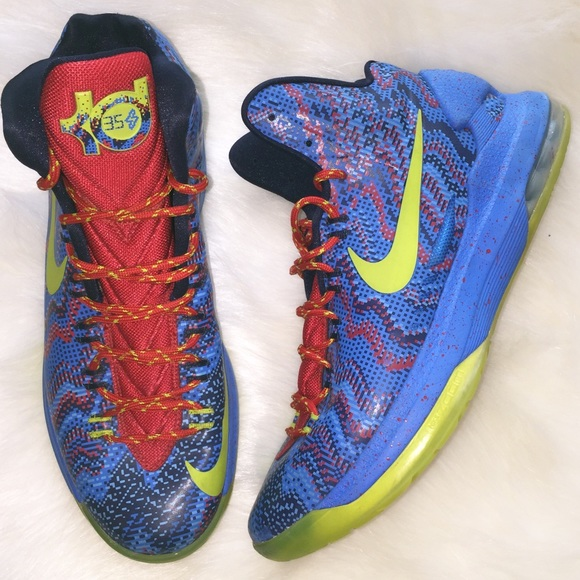 926bbc1f6941 NIKE KD 35 🌟 KEVIN DURANT HIGH TOPS SHOES