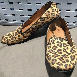Target Leopard Print Flats | Poshmark