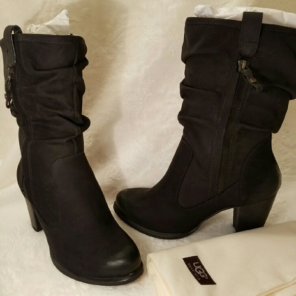 51b0e8d68a9 UGG Dayton Boots WITH UGG box with dust bag NWT