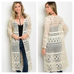 Sweaters - Long Cardigan💥