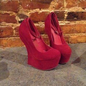 MakeMeChic Shoes - Wedges!!