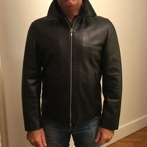 Boglioli Other - 🇮🇹 Italian Super Soft Nappa leather Jacket