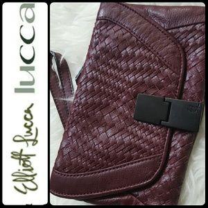 Elliott Lucca Handbags - Elliott Lucca Leather  Wristlet