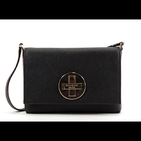kate spade Bags   Black Crossbody Bag   Poshmark c2d18f5684