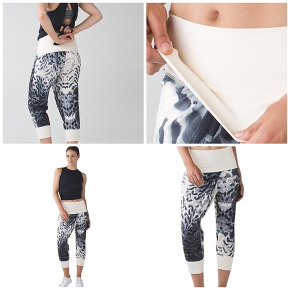58% off lululemon athletica Pants - NWT Lululemon Dance To Yoga ...