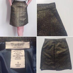 Tucker Dresses & Skirts - *Final Price* Tucker Brocade Skirt