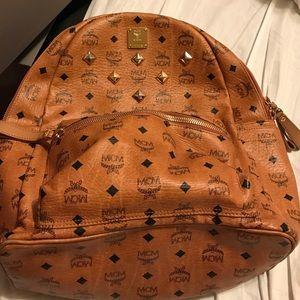 MCM Handbags - Mcm medium stark book bag