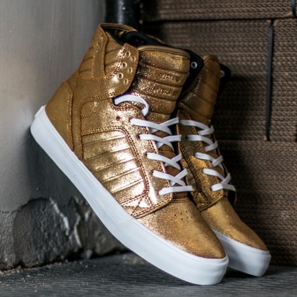 newest ced81 e378a NWOB 🔱 SUPRA SKYTOP WOMENS Size 7