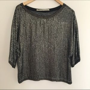 Twelfth Street by Cynthia Vincent Tops - 🎉 HP 🎉 Twelfth Street Cynthia Vincent sequin top