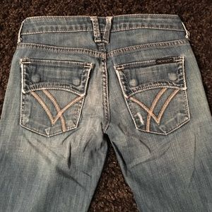 William Rast Denim - William Rast Flair Jeans size 25