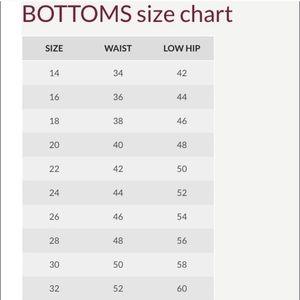 Lane bryant jeans print plus size 14 nwt poshmark