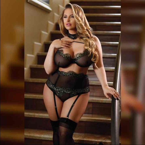 c2b5e9d826b Intimates & Sleepwear | Luxury Lingerie Plus Size Fan25 | Poshmark