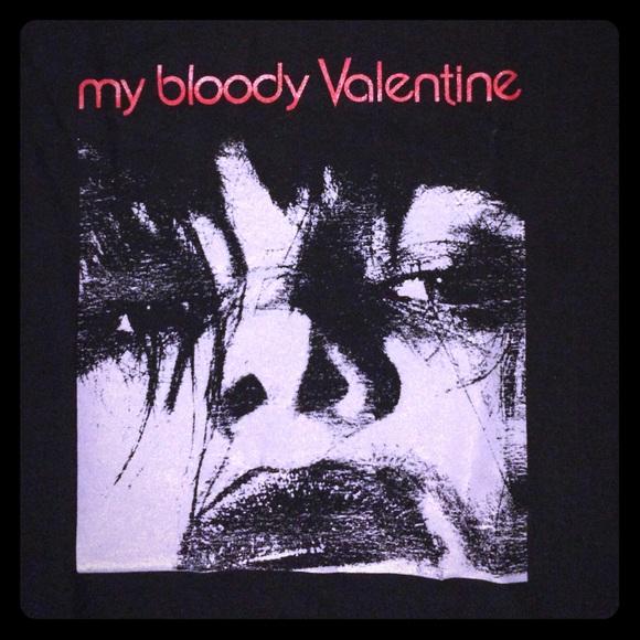 Schön Menu0027s My Bloody Valentine T Shirt!