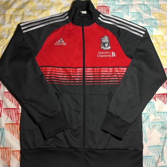 sweater liverpool adidas