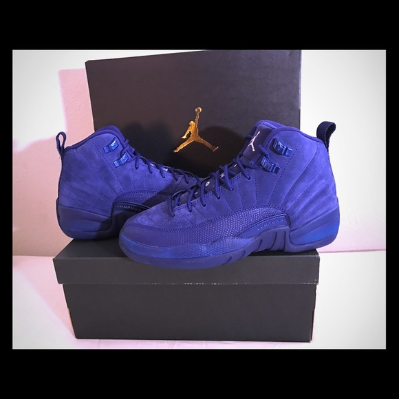 best service 7b4c8 51d14 Air Jordan 12 Retro Royal Blue Size 5y/7.5W
