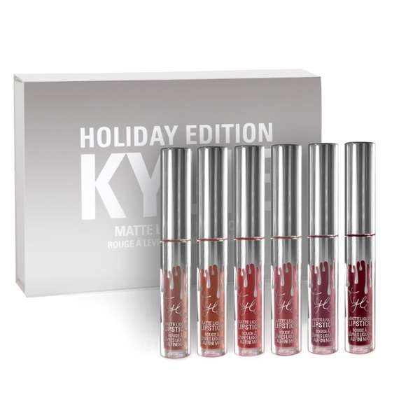 Holiday Try It Kit by Kylie Cosmetics #19