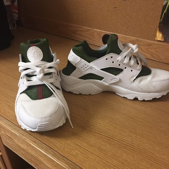 Customized Gucci Huaraches NWT
