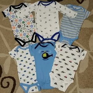 Gerber Other - Lot of 6 Onesies (3-9 months)